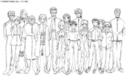 Cast heights