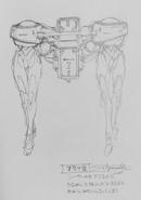 Eva 44B - Ikuto Yamashita Twitter Concept Art 2