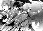 Evangelion Gakuen Datenroku protagonistas