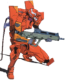 Evangelion Unit 02 with rifle.png