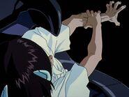 Shinji mantén la calma. No es tu brazo real