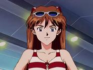 Asuka traje de baño