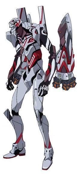 Evangelion Unit-04 Front
