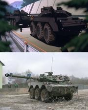 Tanque AMX-10 RC