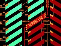 Gráfico Border Line (NGE)