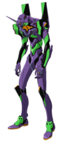 Evangelion Unit 01 (Rebuild)