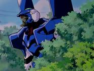 Evangelion Unidad 00 Color Azul