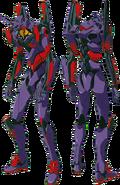 Evangelion Unit-01 Awakened
