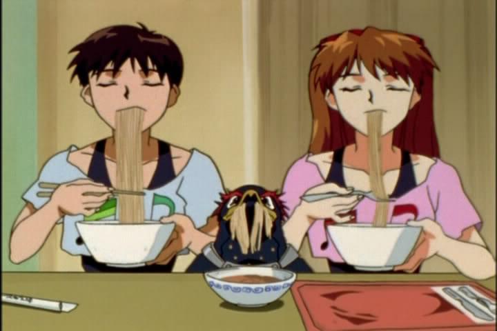 Evangelion Shinji And Kaworu Kiss