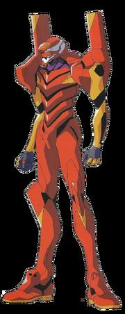 Evangelion Unit-02 V2 front