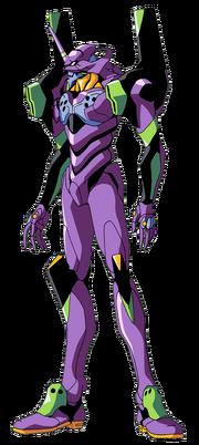 Evangelion Unit-01 front1