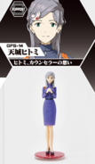 Hitomi Amagi Evangelion Battlefields