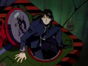 Kaji realiza su trabajo de espionaje