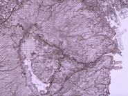 Mapa del territorio en Evangelion