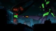 Evangelion Unit-01 vs Fourth Angel (Rebuild)