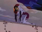 Misato's Radiation Suit