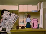 Episodio 26 Proyecto de Complementación Gendo y Yui