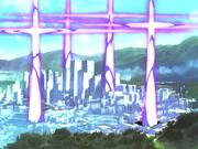 Zeruel múltiples explosiones