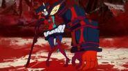 Kill la kill berserk 01