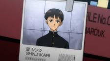 Shinji perfil (Rebuild)