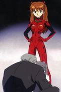 Asuka's father (NGE)