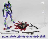 Evangelion Unit 01 Revoltech (Rebuild) Merchandise