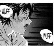 Child kaji running (manga)