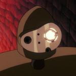 Laputa Robot Eye Attack 1