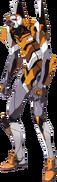 Evangelion Unit 00' (Rebuild)