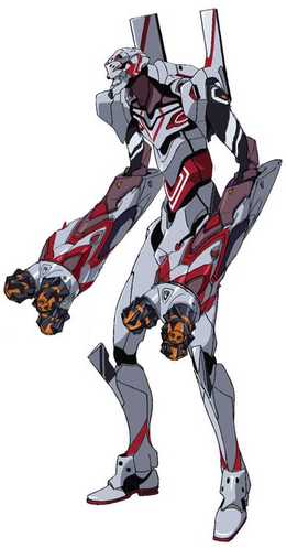 Evangelion Unit-04 Front 2