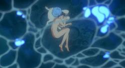 Rei e Shinji