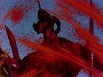 Episodio 16 EVA 01 destruye a Leliel