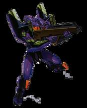 Evangelion Unidad-01