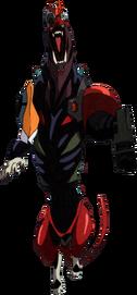Evangelion Unit-02'γ Code 777