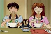 Shinji Asuka sincronización