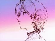 Esbozo de Yui Ikari