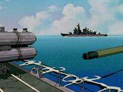 Episodio 8 Evangelion Torpedos