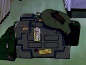 NGE 08 maleta con Adán