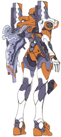 Evangelion Unit-0.0 Rear