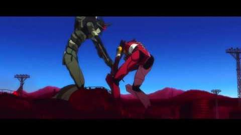 Rebuild of Evangelion-Final (4th Movie) Preview