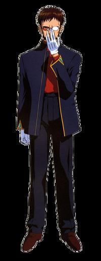 Gendo Ikari