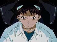 Shinji listo para el lanzamiento