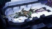 Evangelion Unit-01 sniping (Rebuild)