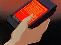 Telecomando Ritsuko