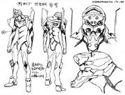 EVA 02 en The End of Evangelion