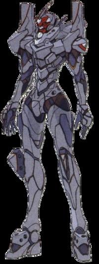 Evangelion Unit-02 Type II (Allegorica Armor)