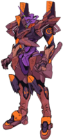 Evangelion Unit-01 Type-F