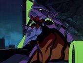 Episodio 2 EVA 01 Berserk