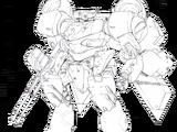 "Strategic Defense Force Integrated Mechanic Soldier Type-4 ""Akashima"""