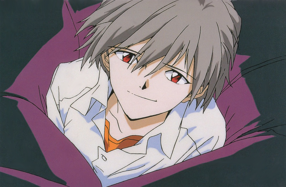 kaworu.com: Second Impact: The Character: End of Evangelion ...